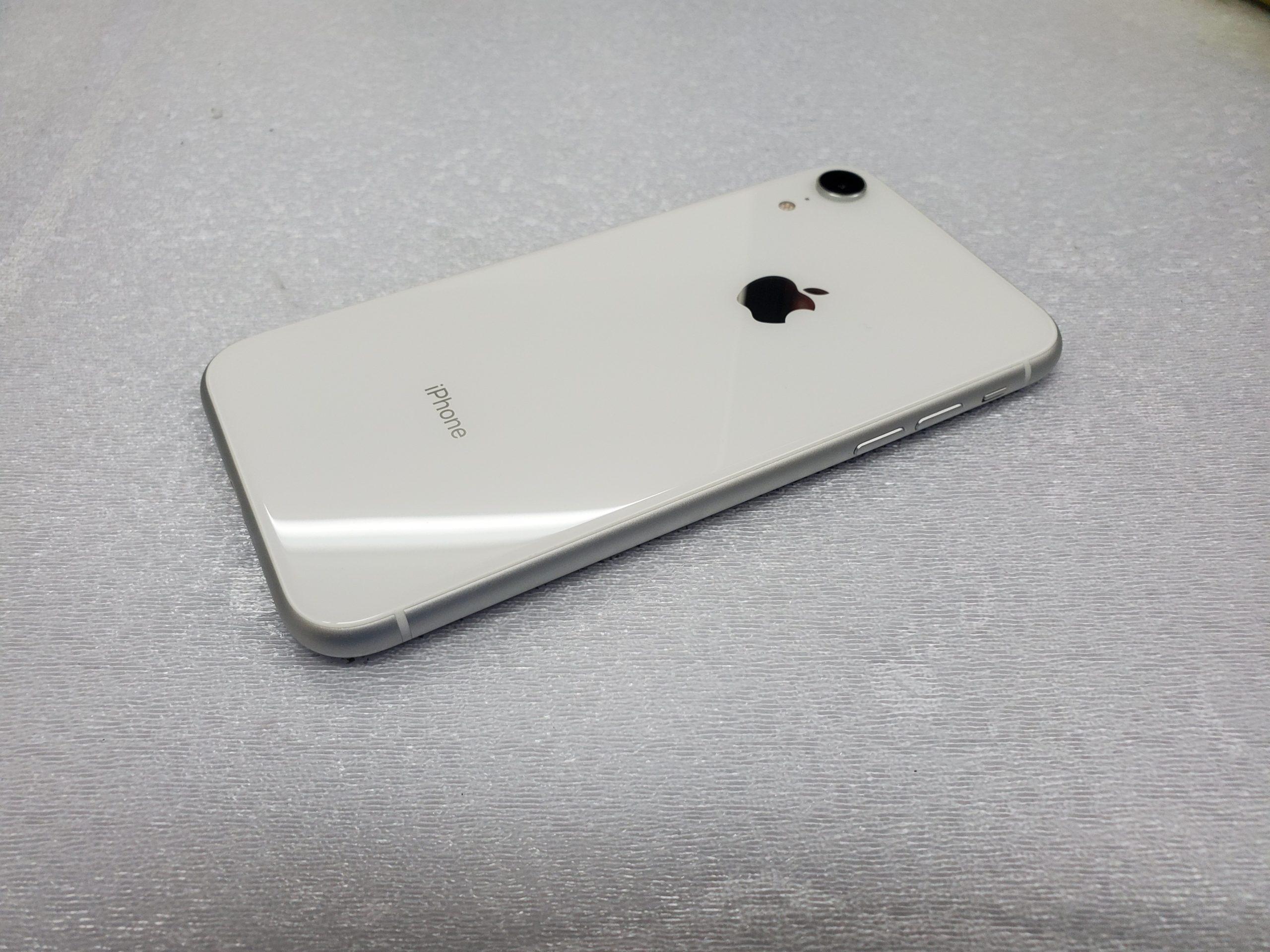 iphoneXR起動不良