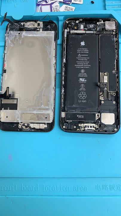 iphone7 海水 水没