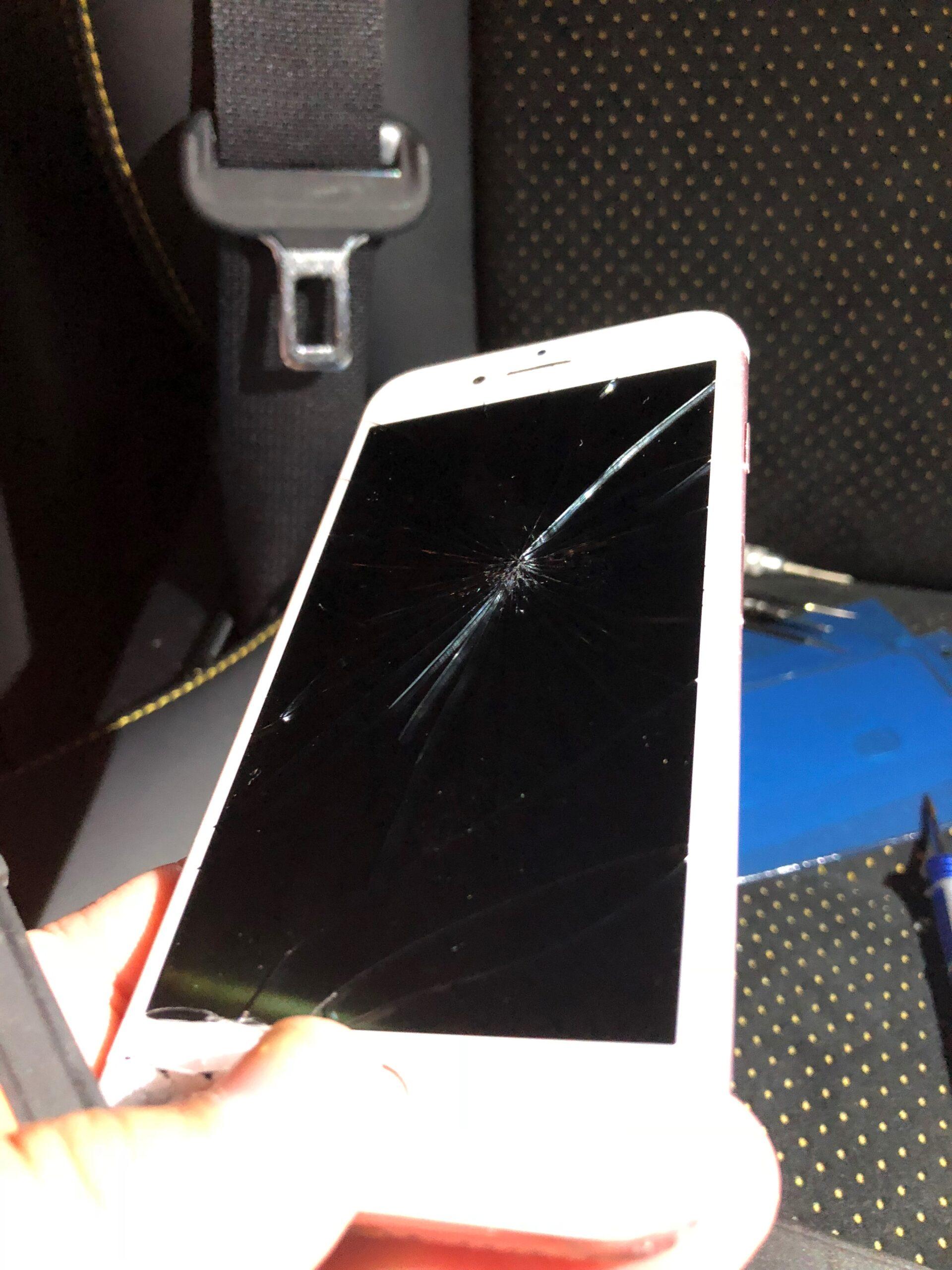 iphoneドクター立川店出張修理 iphone7液晶交換