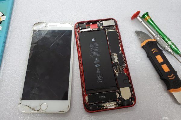 iphoneの画面交換のクオリティの違いとは?