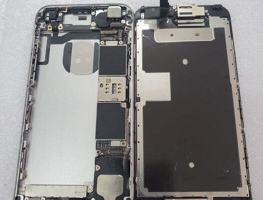 iphone6S 画面バッテリー交換
