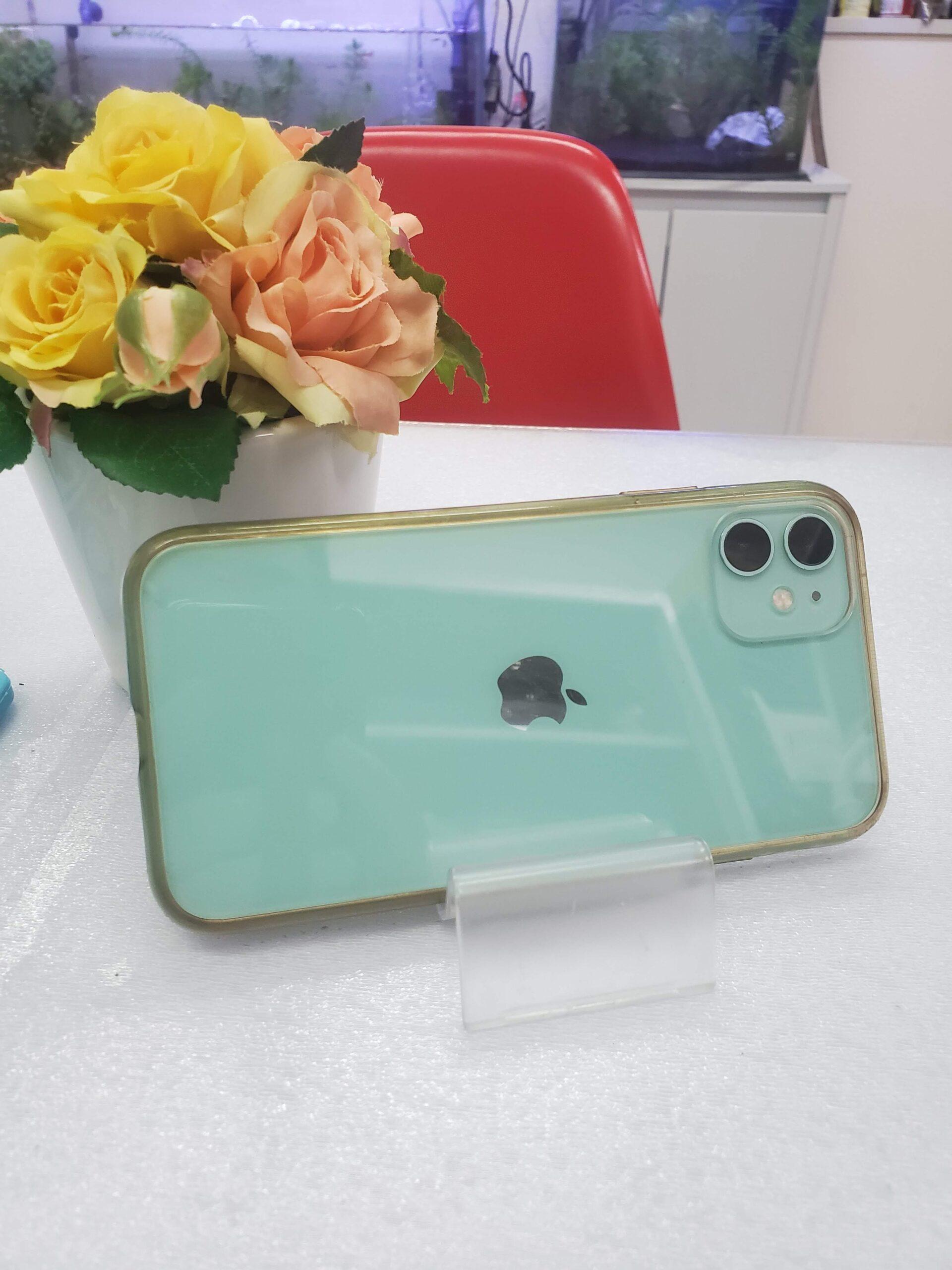 iphone11バックパネル交換